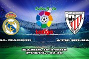 real madrid vs ath bilbao