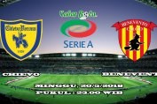 chievo vs benevento