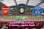 kabarbola - Arsenal vs Paris Saint germain