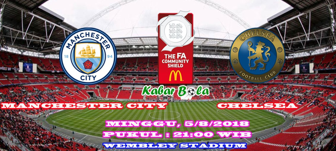 kabarbola - Manchester City vs Chelsea