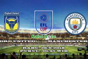 Kabarbola - Oxford United vs Manchester City