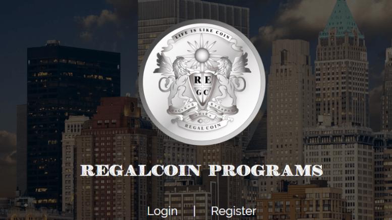 penghasilan regal coin