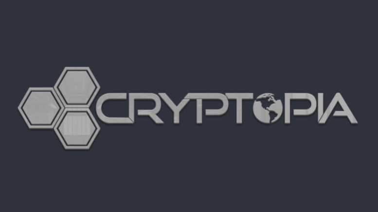 Cryptopia tempat trading cryptocurrency yang bagus 3