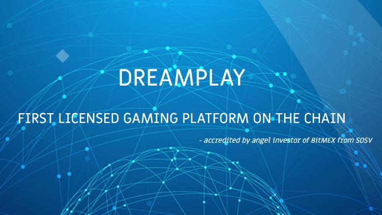 Airdrop DreamPlay (DPT) - Berikan 18 Token Dengan Estimasi Harga $6.2