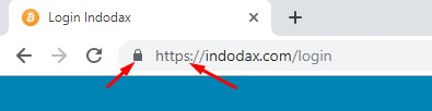 indodax login 4