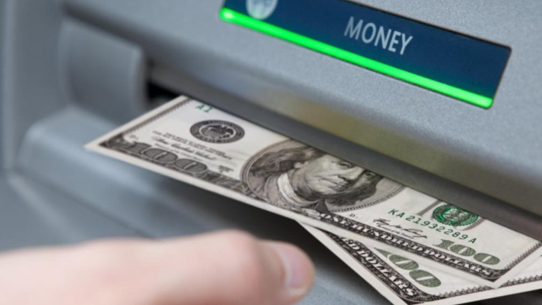 ATM Tradisional Mendukung Cryptocurrency