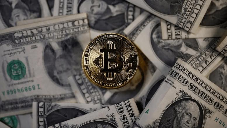 Volume Pencarian Bitcoin Menurun