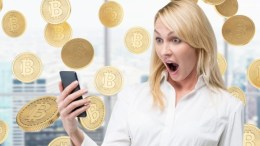 Volume Bitcoin Berkembang