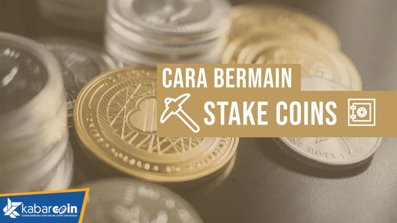 cara bermain stake coin