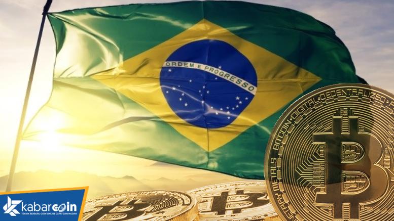 Popularitas Cryptocurrency Semakin Meningkat di Brasil
