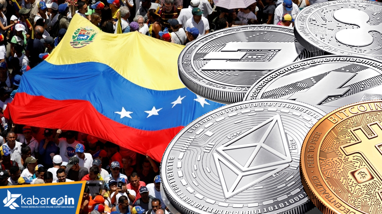 Cryptocurrency Membantu Menyelamatkan Ekonomi Venezuela