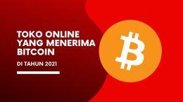 Toko online yang menerima bitcoin
