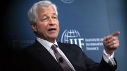 Chief Executive Officer JPMorgan Jamie Dimon