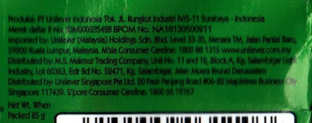 Produsen dan distributor sabun Lux