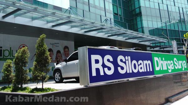 Rumah Sakit Siloam Dhirga Surya Berikan Pelayanan Berstandard