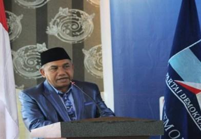 TGH Mahally Fikri : Kepemimpinan Zul- Rohmi Tetap Tanggung Jawab Partai Demokrat