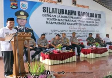 Wabup KSB Ingatkan Jaga Kondusifitas Jelang Pemilu
