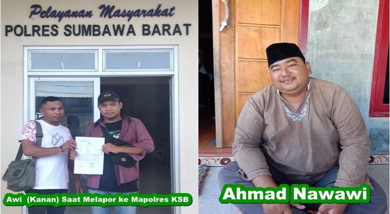 Dugaan Pelecehan Wartawan, Ahmad Nawawi Akhirnya Minta Maaf