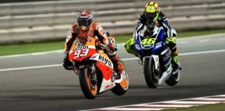 Ketatnya Rossi Vs Dani di GP Indianapolis