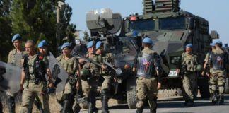kekuatan militer timur tengah