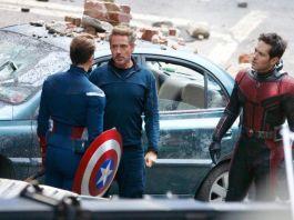 di balik pembuatan film avengers 4