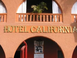 Hotel California milik The Eagles disalahgunakan