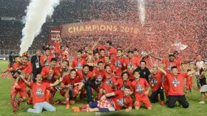 Persija Jakarta juara Piala Presiden 2018