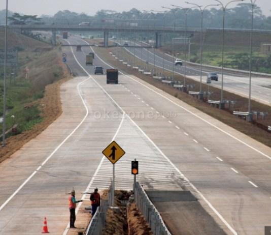 Proyek jalan di Indonesia
