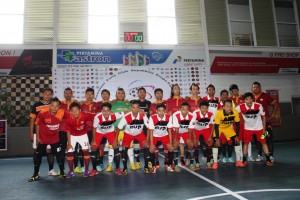 Roma Club Indonesia (RCI) Reg.Minang dan Milanisti Indonesia Sezione Padang (MIsP)