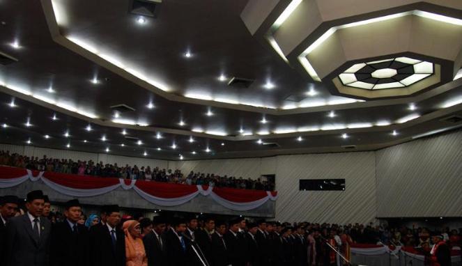 Ruang rapat Paripurna. Foto : Viva