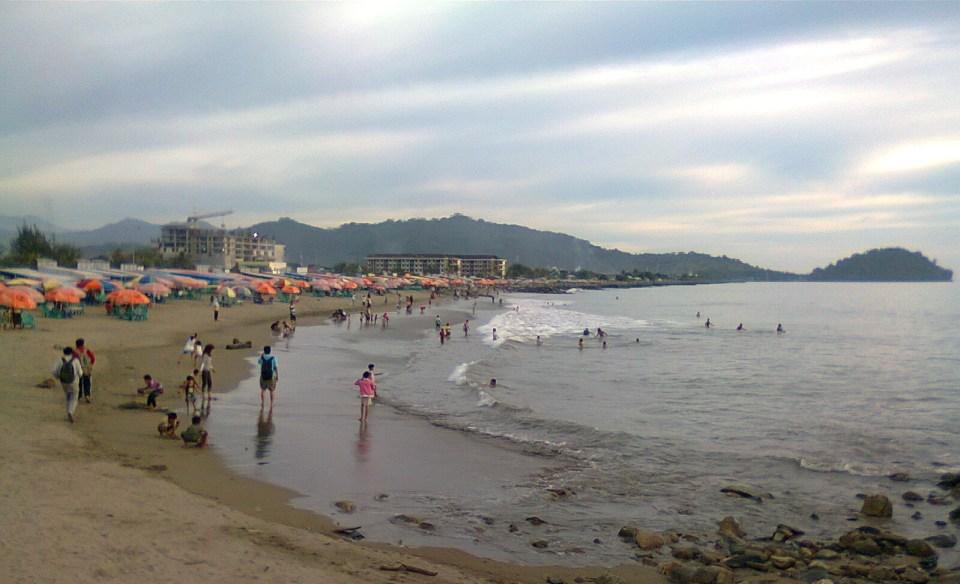 Pantai Purus Padang.