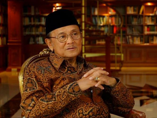 B.J Habibie. Foto : cumicumi.com
