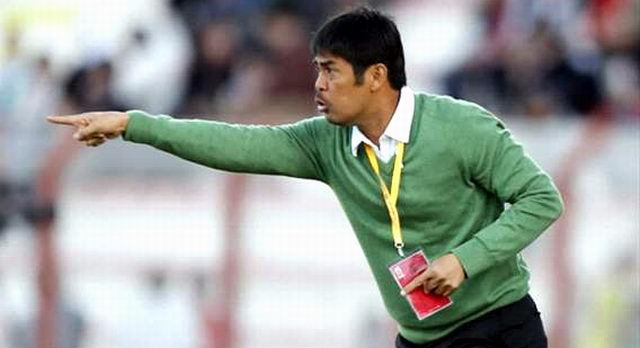 Pelatih baru Semen Padang FC, Nil Maizar. Foto : BolaIndo