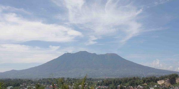Gunung Marapi. Foto : Okezone