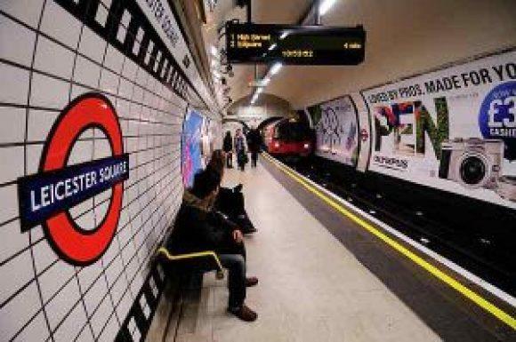 subway London. sumber: fineartamerica.com