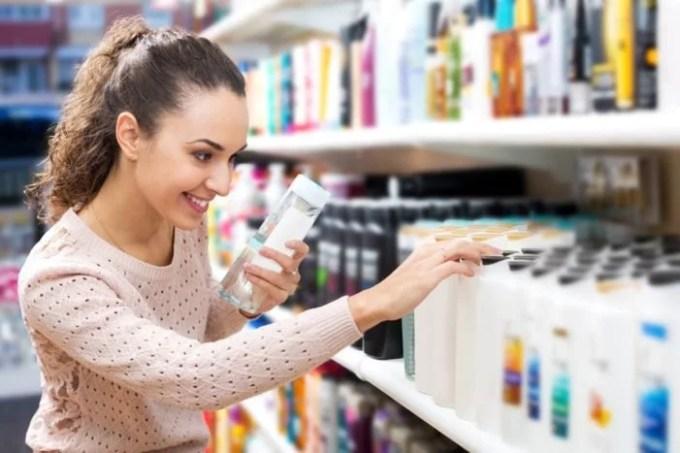 Biranje šampona