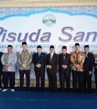 Wisuda Santri Pondok Pesantren Alquraniyah Angkatan XII 2019