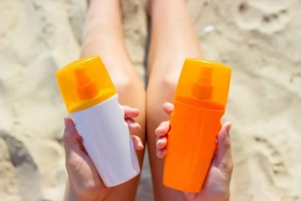 sunscreen untuk kulit kepala