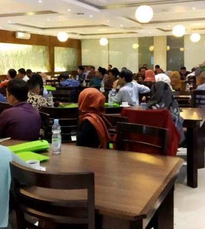 Sosialisasi Pembayaran Umrah dan Haji Khusus Melalui Siskopatuh