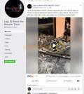 [SALAH] Video Al Qur'an yang selamat tidak tersentuh api kebakaran gedung di Wamena.