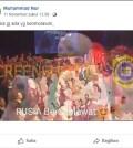 """[SALAH] """"Di Rusia Juga Ada Yang Bersholawat"""""""