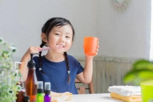obat kumur untuk anak
