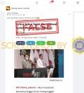 """[SALAH] Gambar artikel berjudul """"Luhut Sebut Sejak Kecil Jokowi Sudah Hafal 40 Juz Alquran"""""""