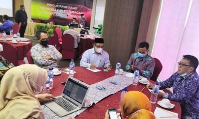 Rapat Koordinasi Regulasi dan Tata Kelola Pendidikan Madrasah Diniyah