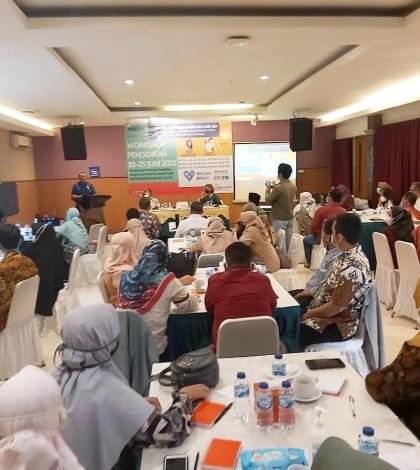 Workshop Sekolah Berhati di Kota Tangsel