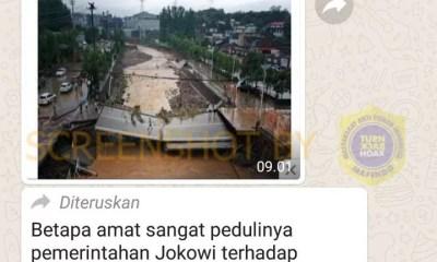 [SALAH] Betapa Amat Sangat Pedulinya Pemerintahan Jokowi Terhadap Penderitaan Rakyat RRT
