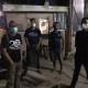 Fan Fan Dermawan, pengurus Beta UFO mendatangi lokasi kejadian perekam penampakan kumpulan benda aneh berwarna putih yang melayang di langit Kota Bandung, Jawa Barat, Kamis (29/07/2021)