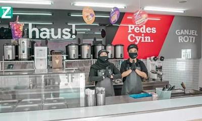 Lowongan Kerja Store Crew Haus! Tangerang 2021