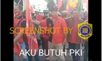 """[SALAH] Video """"AKU BUTUH PKI"""""""
