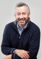 David Sanders 2018 Headshot